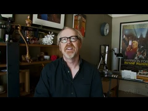 Permission to Make: Adam Savage