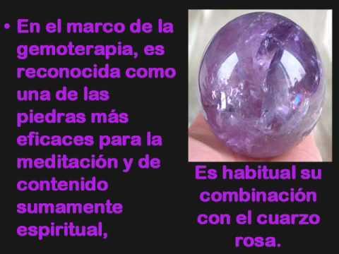 Amatista - Gemas y Cristales