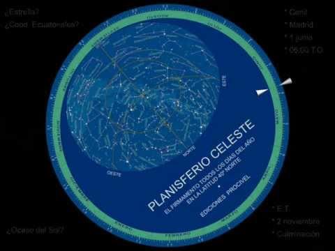 USO AVANZADO DEL PLANISFERIO Nivel 2 Planetmad