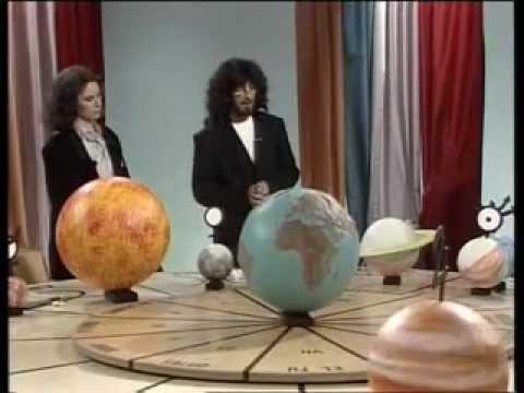 Astrologia Mundial - La Tabla Redonda - TVE