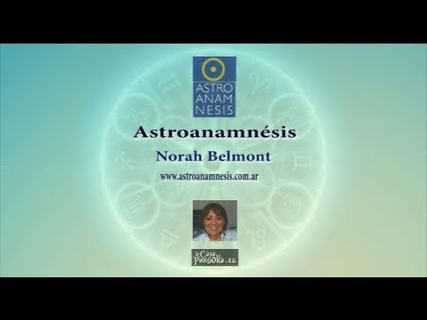 Astroanamnésis   Norah Belmont