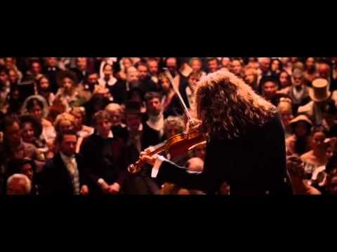 David Garrett (Niccolo Paganini) Caprice 24 [The Devil's Violinist]