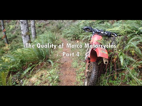 The Quality of Maico Motorcycles Part 4 of 5 (Documentary)