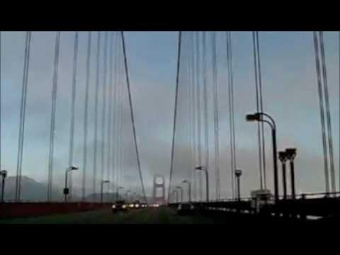 Over the Golden Gate Bridge