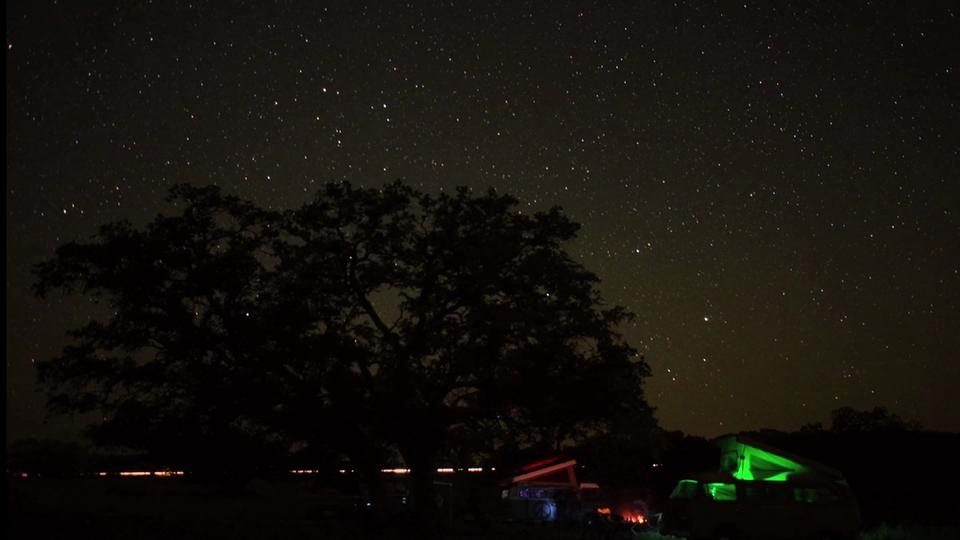 VW classic Camp out Time lapses