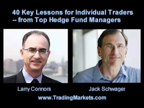 40 Keys to Successful Trading from Hedge Fund Managers