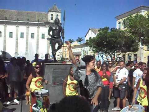 Vereadora Leo Kret no Dia da Consciência Negra