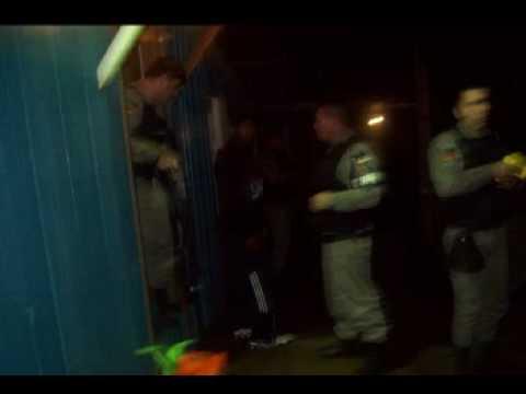 Quilombo dos silva sofre perseguição policial
