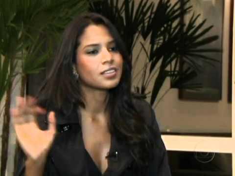 Miss brasileira sofre racismo na Internet