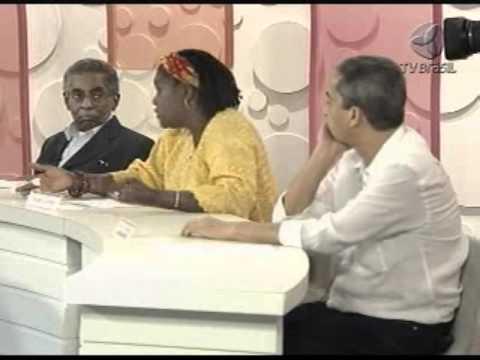 """Dia da África - Especial do programa """"Sem Censura"""""""