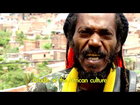 Ras Ednaldo Sá - Cidade África - Salvador-Ba