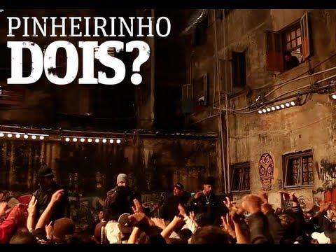 """Racionais MC's grava em novo """"Pinheirinho"""", no centro de São Paulo"""
