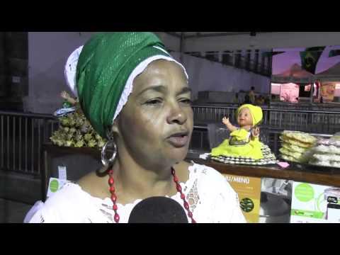 A Baiana que dasafiou a FIFA - Rita Santos