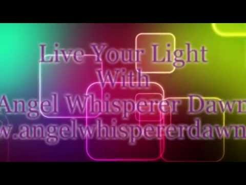 Ascenion Manifested ~ Live Your Light