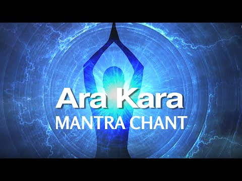 Ara Kara Mantra Chant 108x  Dr. Pillai: Create Higher Consciousness