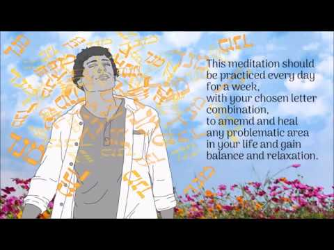 Meditation with the 72 Names of God - video 2