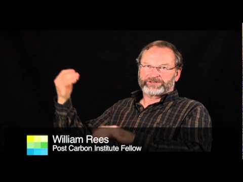 WILLIAM REES: How to Convince People to Face Reality