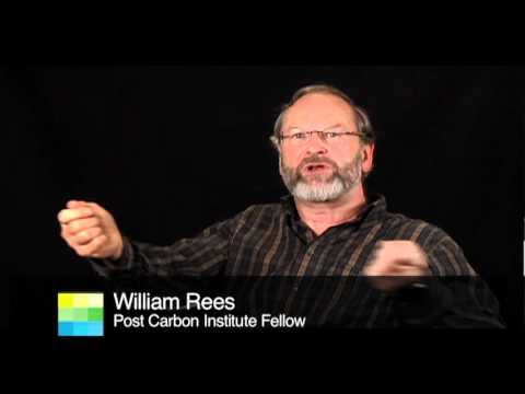 "WILLIAM REES: The Eureka Moment that Led to the ""Ecological Footprint"""