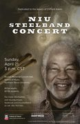 NIU Steelband Concert