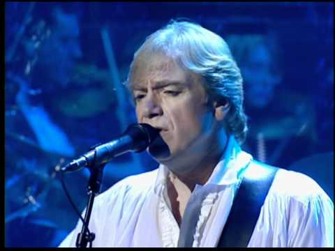 """The Moody Blues """"Nights in white satin"""" Live at the Royal Albert Hall 2000"""