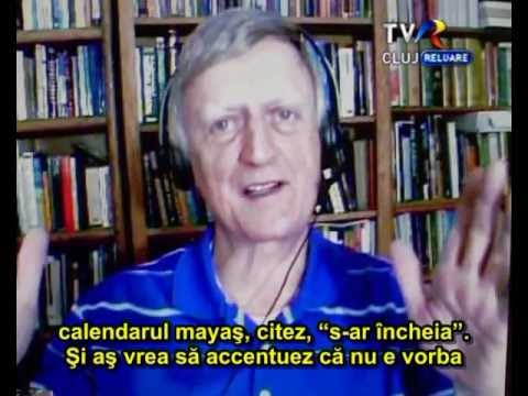 TVR Cluj - Interview with Miceal Ledwith Part 3 16dec2012 59m40s