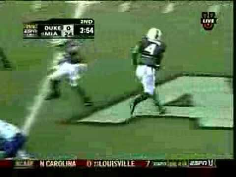 Greatest Punt Return Ever...Guess Who?