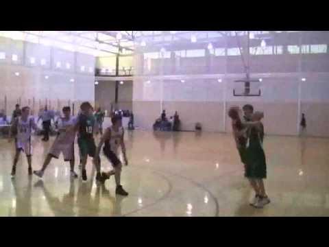 15 Year old CJ Carpenter shooting guard class of 2012
