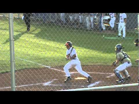 Austin Caffey - 2011 Baseball Season Highlights (Part 2)