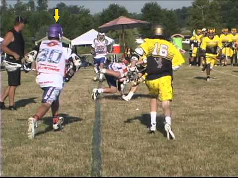 Mike Formant (Madlax Juniors White) Recruiting Video 2011