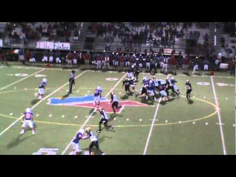 Ben Williams - Foster High School - 60 seconds of a few of his Hard Runs 2013