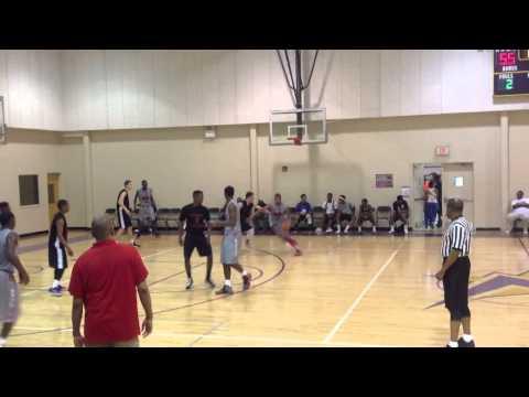 Terrance Daugherty Class of 2014 Memphis Bulls AAU