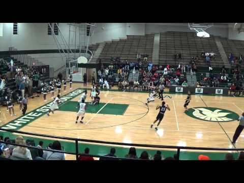 2014-15 Alfonzo Peoples Highlights
