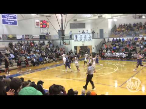 Marquon Cole Basketball Highlights