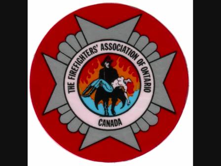 FIREFIGHTER ASSOCIATION OF ONT SLIDE