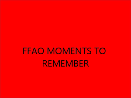 FFAO MOMENTS TO REMEMBER
