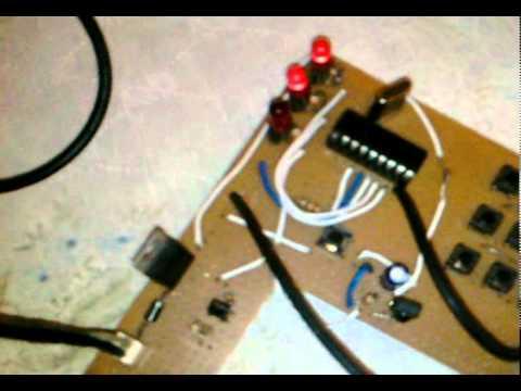placa receptora de sinais ir do protocolo rc5 funcionando.mp4