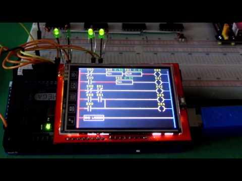 CLP com Arduino