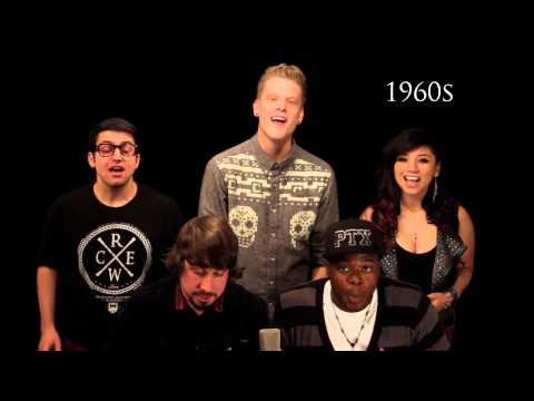 Evolution of Music - Pentatonix