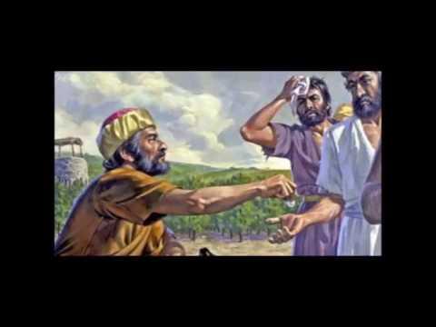 οι εργάτες και ο γαιοκτήμωνας -Ματθαίο 20