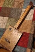 2 string guitar
