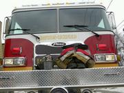 Firefighter Chris