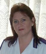Chaplain Gerta Coetzee
