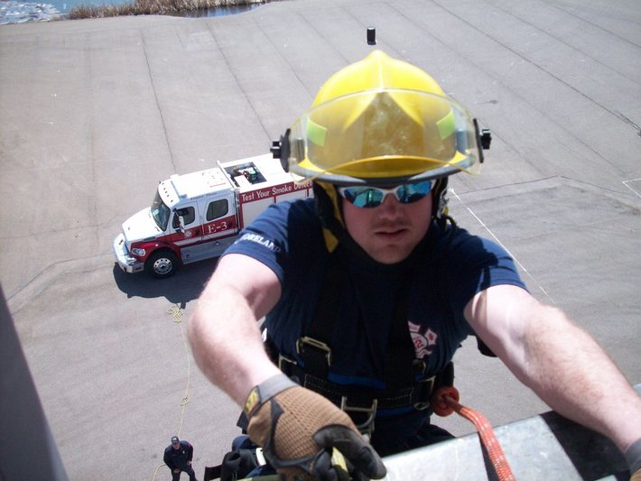Justin Westmoreland's Page - My Firefighter Nation