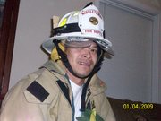 N.Y fire fighter  Lt. #503