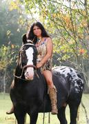 Pam Kicking Horse