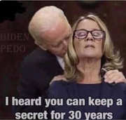 I heard you can keep a secret for 30 years