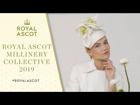 The Royal Ascot Millinery Collective 2019