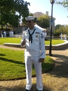 Navy Mom times 2