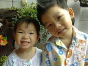 แม่น้องเฉินเฉิน/น้องเจินเจิน