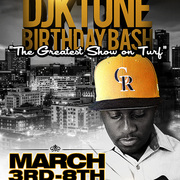 DJ KTONE THE TURF DJ